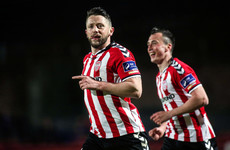 Rejuvenated Candystripes produce another five star performance at the Brandywell