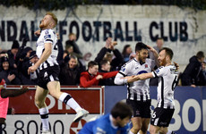 Late own goal breaks Waterford hearts as Dundalk move within a point of top spot