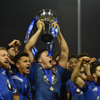 France U20s clinch Six Nations title with bonus point win over Wales