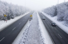 Drivers and cyclists urged to take extra care ahead of the icy weather