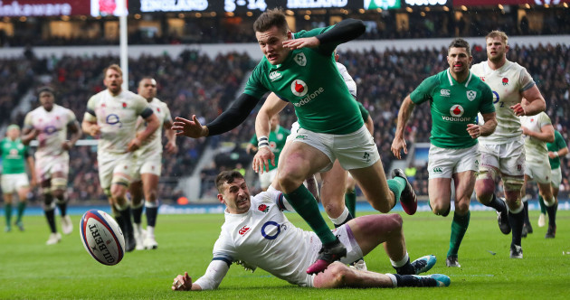 Jacob's Cracker: The moment of brilliance when Stockdale made Six Nations history
