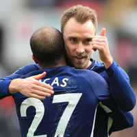 I've not peaked yet, claims FA Cup hero Eriksen after double books Spurs' semi-final spot