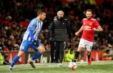 As it happened: Manchester United v Brighton, FA Cup quarter-final