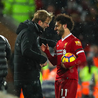 Klopp: Salah does not want to be compared with Messi