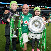 'The biggest highlight of my career': Best joins O'Driscoll and Mullen in Ireland's elite club