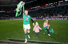 The influential Keith Earls finally gets the reward his brilliance deserves