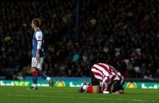 Premier League result: Blackburn 2-0 Sunderland