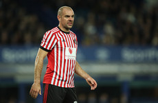 Ireland international Darron Gibson suspended by Sunderland after drink-driving charge