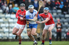 LIVE: Cork v Waterford, Allianz Hurling League Division 1A relegation play-off