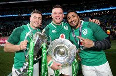 'I was just hoping to play with Leinster A and maybe get a few caps with the senior team'
