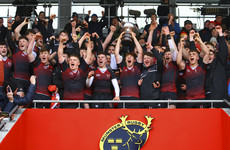 Glenstal block CBC's record bid to win first Munster Schools Senior Cup