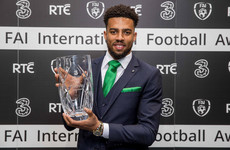 After racist abuse and World Cup heartache, Ireland's Young Player of the Year eager to move on