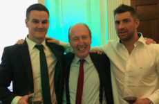 Ireland's Minister for Sport got the Kearney brothers mixed up, and everybody feels embarrassed