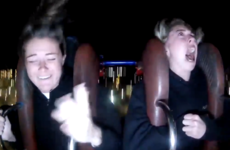 A Republic of Ireland footballer had an unholy meltdown on a rollercoaster, and we get it