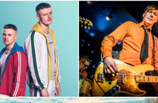 The Young Offenders gives 25-year-old song a huge boost - but band don't expect a windfall