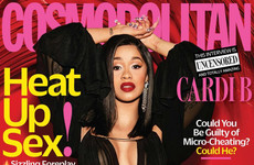 Cardi B thinks male producers are 'not woke, they're scared' about #MeToo