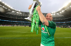 Grand Slam-winning captain Rory Best signs new IRFU contract