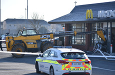 Gardaí investigating McDonald's burglary after considerable damage caused to building