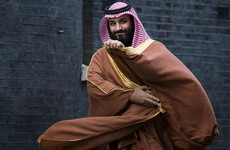 'Women don't have to wear head covers or robes': Saudi crown prince
