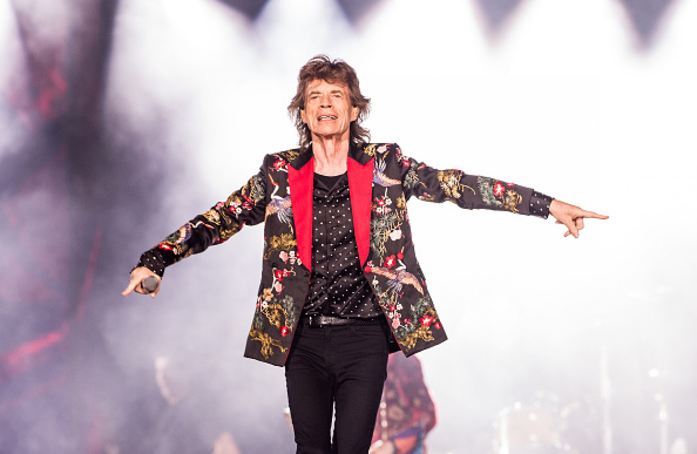 It's official! The Rolling Stones are coming to Dublin