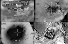Israel releases video of air strike against Syrian nuclear reactor