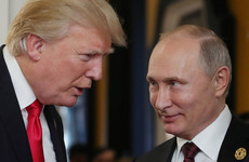 Going against advice, Trump congratulated Putin on his election win