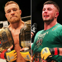 Irish fighter heads to London aiming to emulate McGregor's historic Cage Warriors achievement