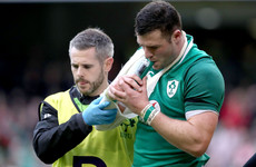 Henshaw hopeful of returning to boost Leinster's push for silverware