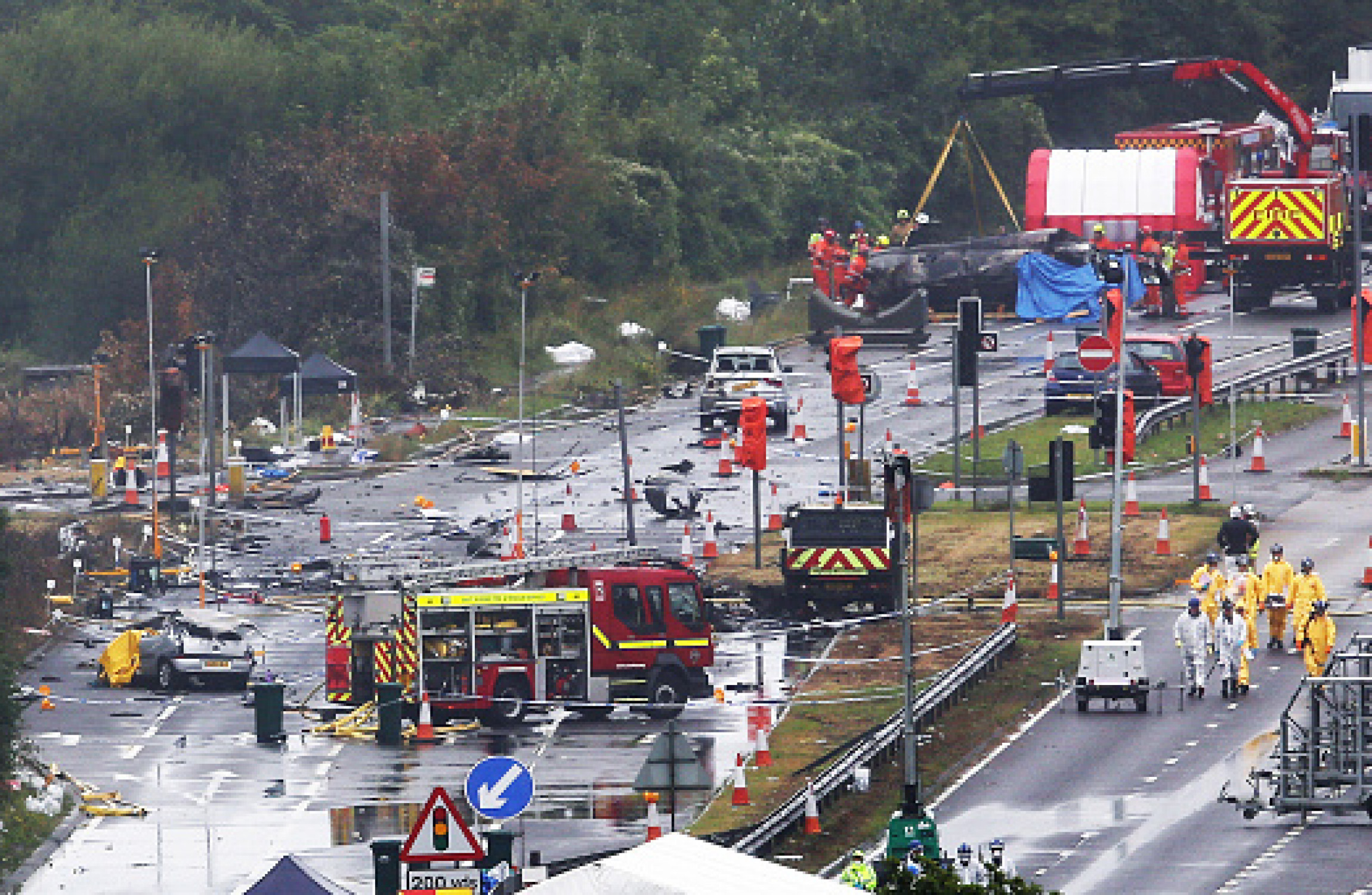 Shoreham Air show disaster pilot to be charged with manslaughter