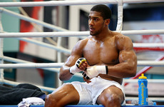 'Stop living the fantasy' - Joshua warns heavyweight rival Wilder he'll 'freeze him out'