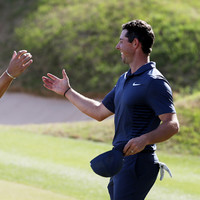 McIlroy and Johnson suffer shock defeats in WGC Match Play openers