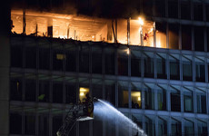 'This is not a Grenfell Tower type of fire': Investigations to begin after Dublin block blaze