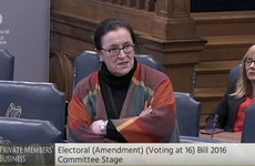 'Young people should stay away from politics': Senator criticised for comments as voting age bill blocked