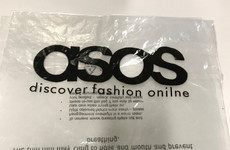 ASOS handled printing 17,000 shopping bags with a typo in a pretty unique way