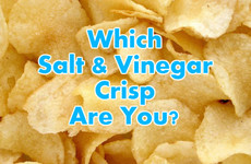 Which Salt & Vinegar Crisp Are You?