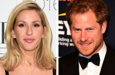 Prince Harry is inviting three of his exes to the royal wedding, including Ellie Goulding... it's The Dredge