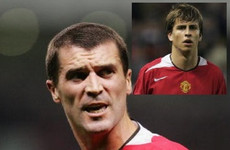 'He looked like Jack Nicholson in The Shining' - When Gerard Pique incurred the wrath of Roy Keane