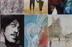 This charity is selling thousands of artworks for €50 each - some are by world-famous names