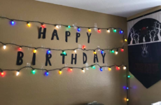 The cast of Stranger Things have reached out to a fan after nobody showed up to his birthday party