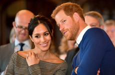 There's a very interesting feminist detail on Prince Harry and Meghan Markle's wedding invitations