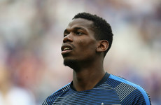 Paul Pogba 'did not lose his football ability'