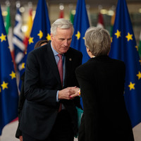 EU leaders approve guidelines for negotiations on post-Brexit relations and trade talks