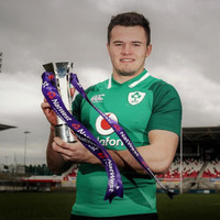 'It�s an absolute honour' - Stockdale named Six Nations Player of the Championship