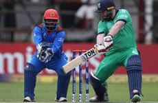 Ireland set Afghanistan 210 target in decisive Cricket World Cup qualifier