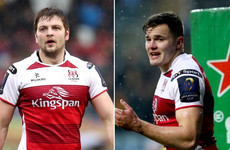 Grand Slam heroes Henderson and Stockdale both return as Ulster make trip to Cardiff