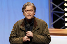 Steve Bannon tries to distance himself from Cambridge Analytica