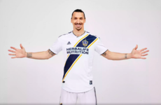 'Dear Los Angeles, you're welcome' - Zlatan announces Galaxy move with newspaper advert
