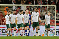 New faces fail to inspire Ireland in Turkey