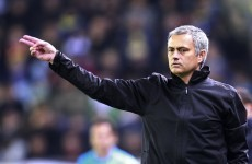 Slipping One: Mourinho sent off as Real drop more points