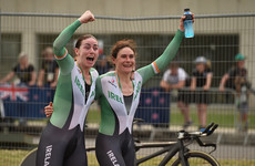 More Rio medal success for Ireland's tandem duo on the track